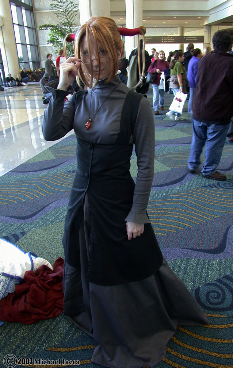 cosplay Witch hunter robin