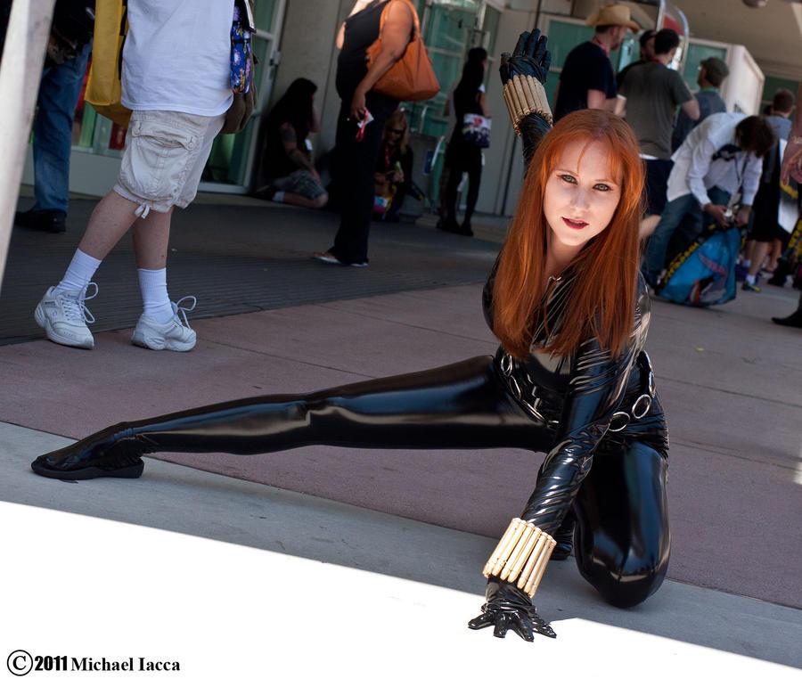 Black Widow 3 by Insane-Pencil