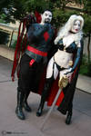 Mr. Sinister and Lady Death 2