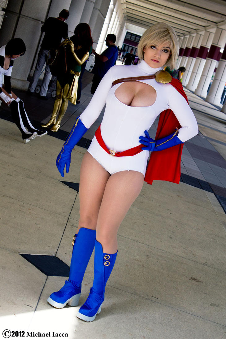 Power Girl 4 by Insane-Pencil