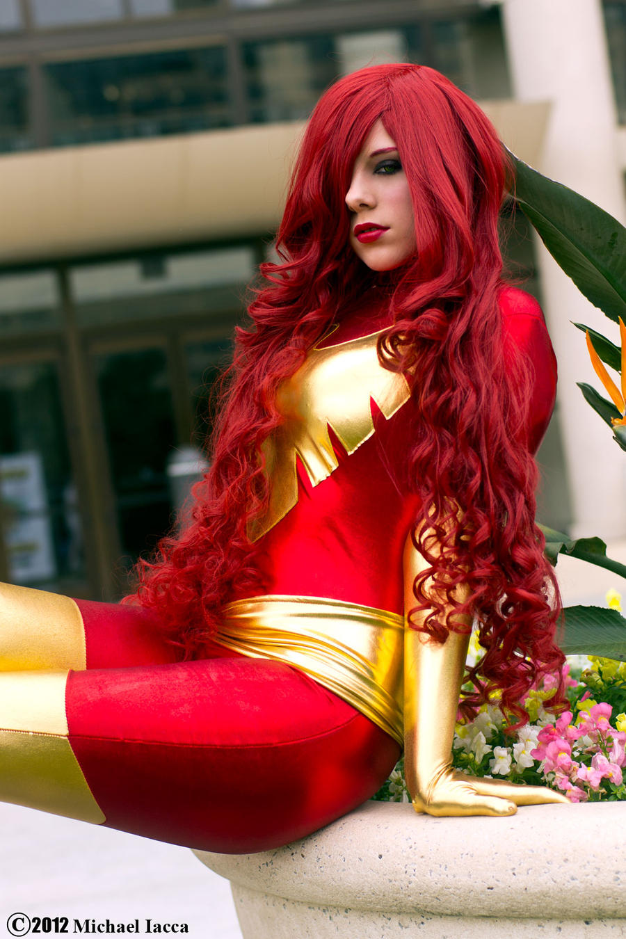 Dark Phoenix 7 by Insane-Pencil