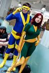 Cyclops and Phoenix 1