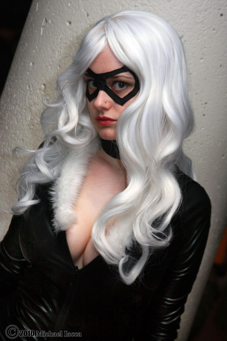 Black Cat 5 by Insane-Pencil