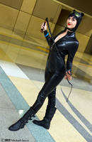 Catwoman 8 by Insane-Pencil