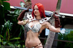 Red Sonja 8
