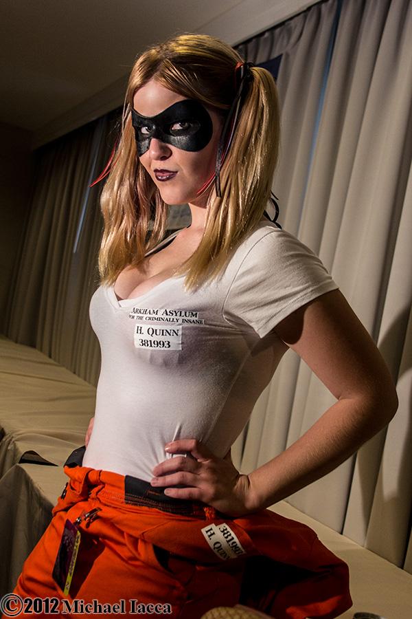 Harley Quinn 32 by Insane-Pencil