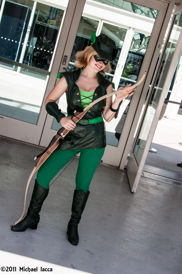 Green Arrow 6 by Insane-Pencil