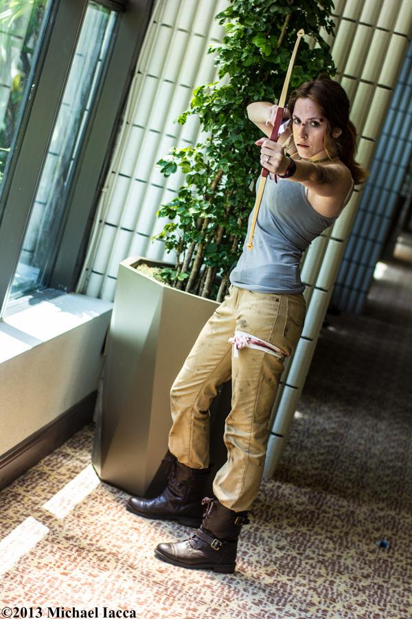Lara Croft 24 by Insane-Pencil