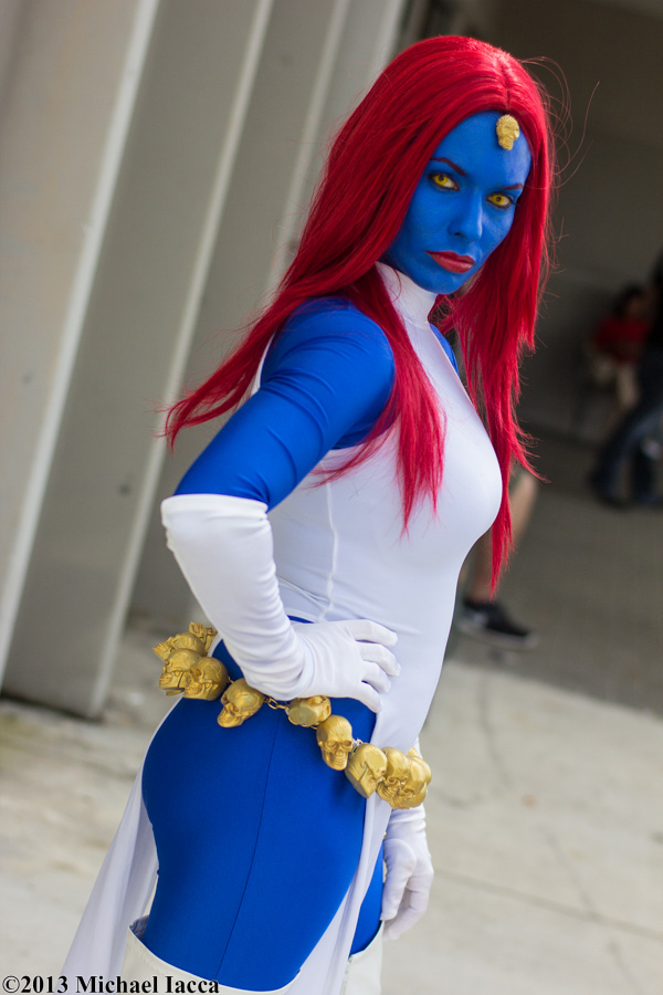 Mystique 2 by Insane-Pencil