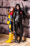 Scarlett and The Baroness 1