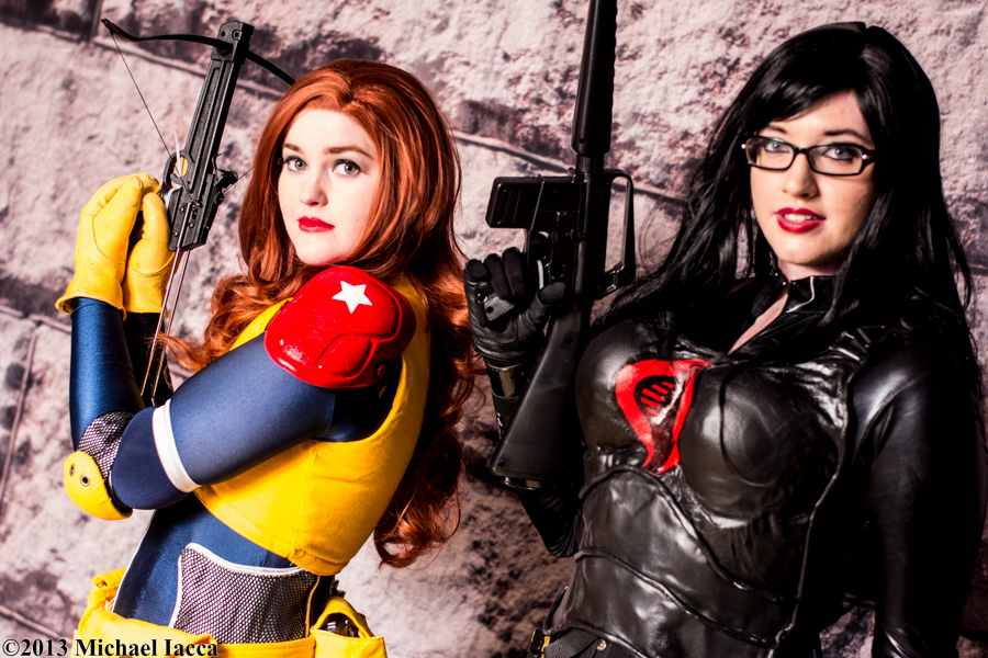 Scarlett and The Baroness 2 by Insane-Pencil