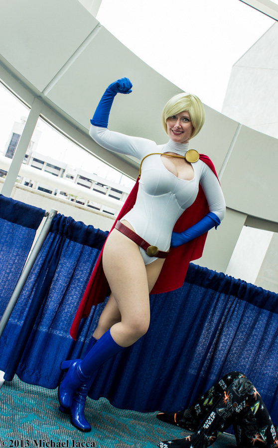 Power Girl 8 by Insane-Pencil