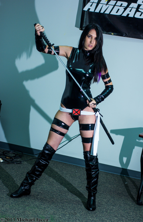Psylocke 4 by Insane-Pencil