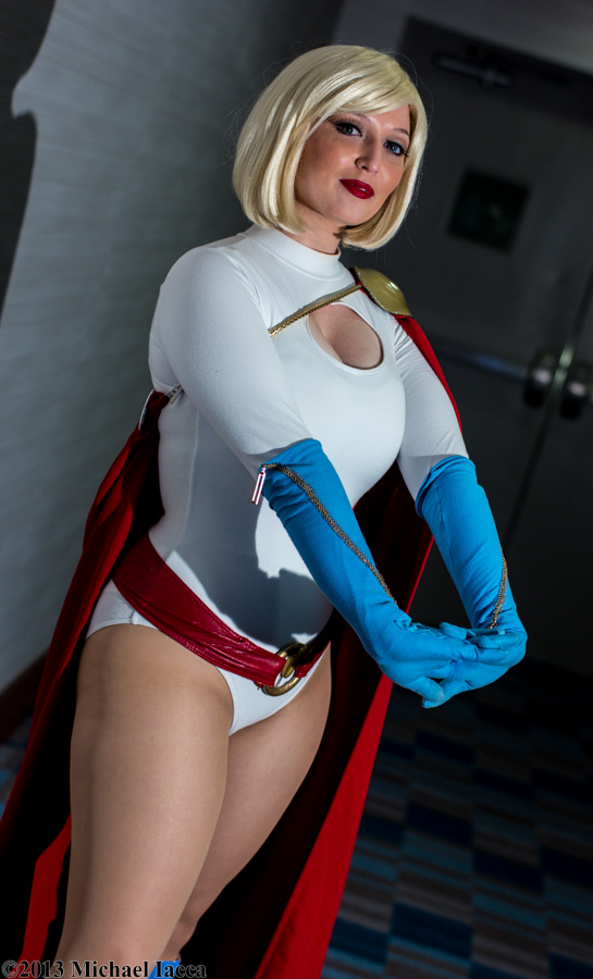 Power Girl 10 by Insane-Pencil