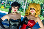 Catwoman and Harley Quinn 4