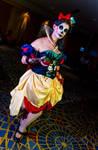 Dia de los Muertos Snow White 1