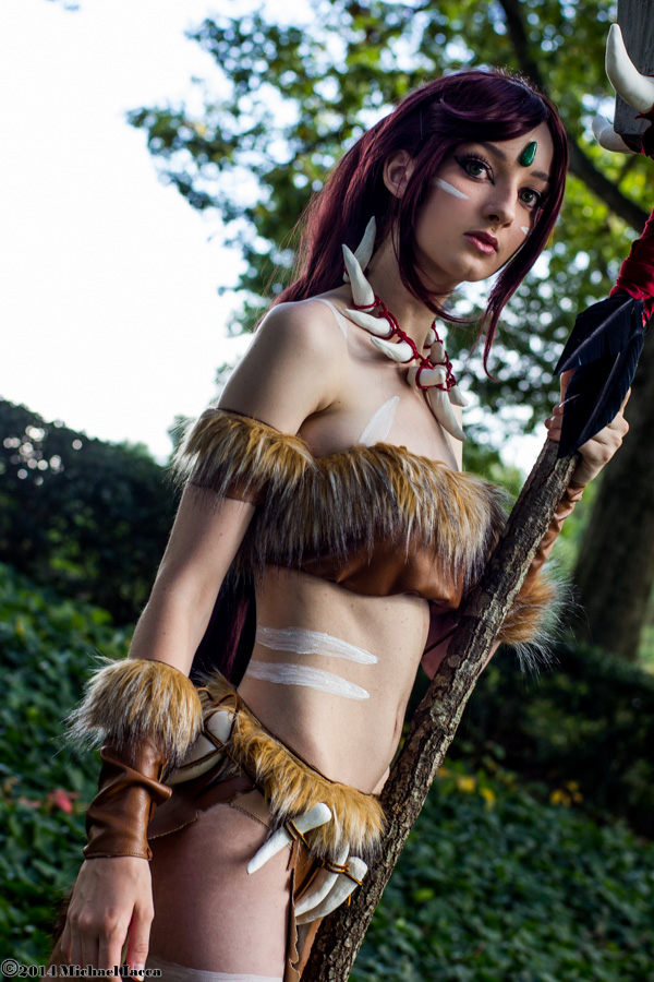 Nidalee 6 by Insane-Pencil