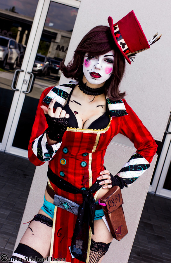 Mad Moxxi 37 by Insane-Pencil