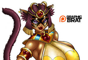 Princess Houri 2 - Patreon Ad by GraphicBrat