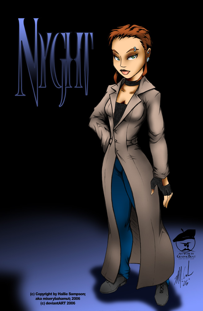 Nyght by GraphicBrat