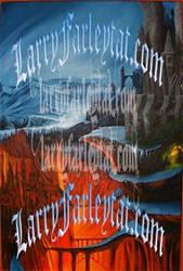 acrylic painting by larryfarley