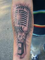 microphone by larryfarley