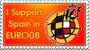 R.F.E.F. Stamp EURO2008 by pofezional