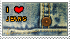 I love jeans - STAMP2 by pofezional