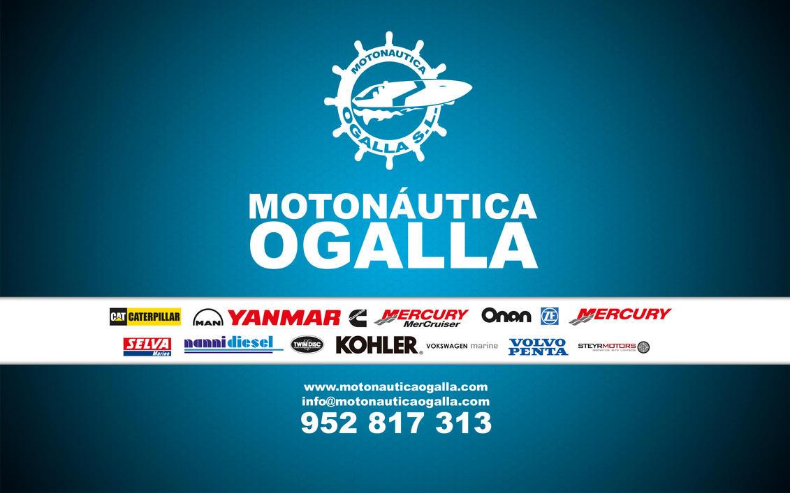Wallpaper - Motonautica Ogalla 2014 -  BLUE by pofezional