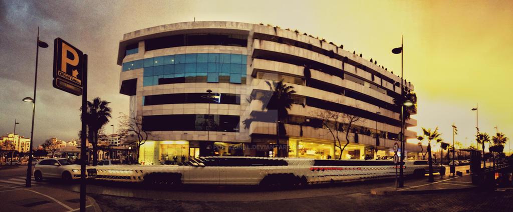 Edificio TEMBO en Puerto Banus by pofezional