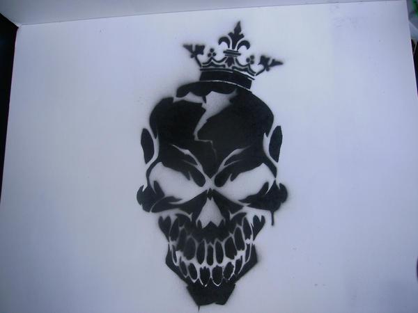 skulll king by pauloxtr3m