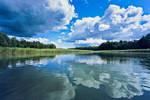 Mazury Summer Clouds No 2 by zeitspuren