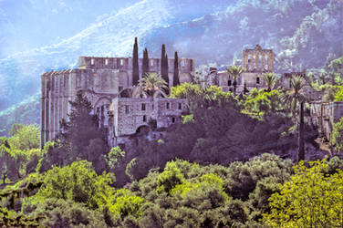Northern Cyprus: Bellapais Abbey by zeitspuren