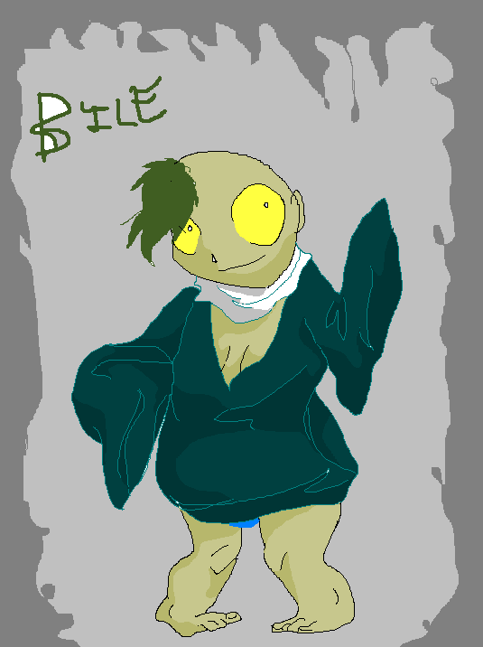 What Color Is Bile