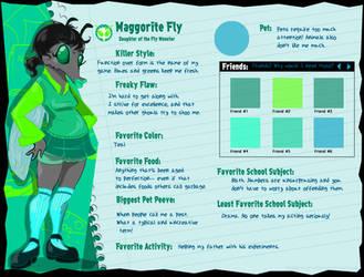 MH: Maggorite Profile by babyrainbou