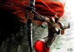 Archer by UndineCG