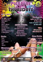Pleasure Thursdays - back by Renhyl