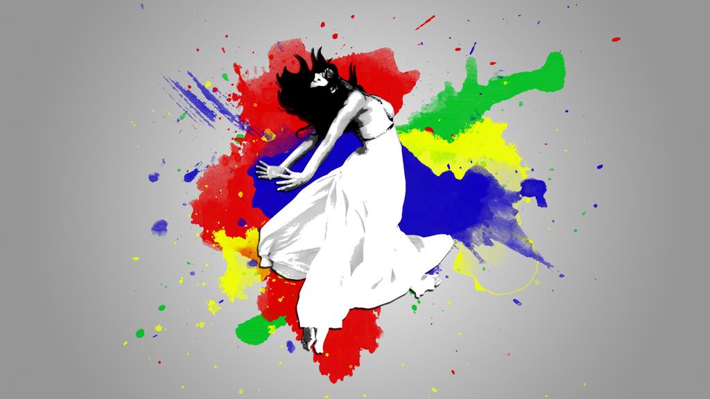 Colors - Wallpaper by Juakakoki