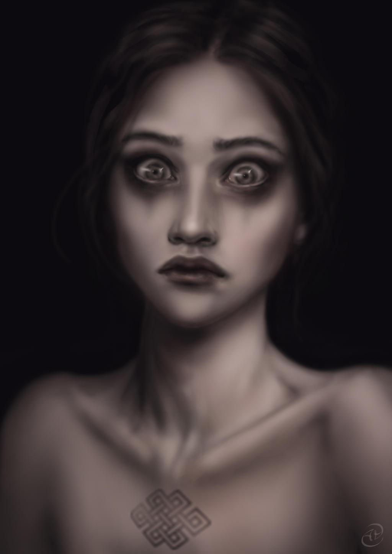 Eternal Fear by Anastasja-A-Art