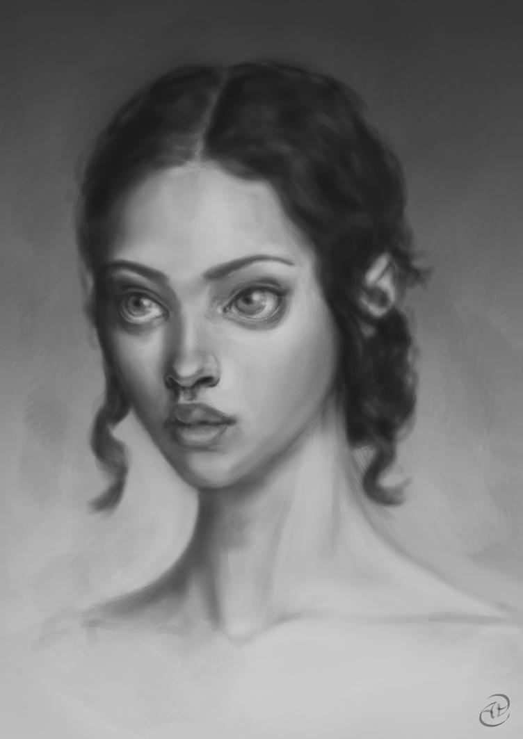 Friday sketch by Anastasja-A-Art