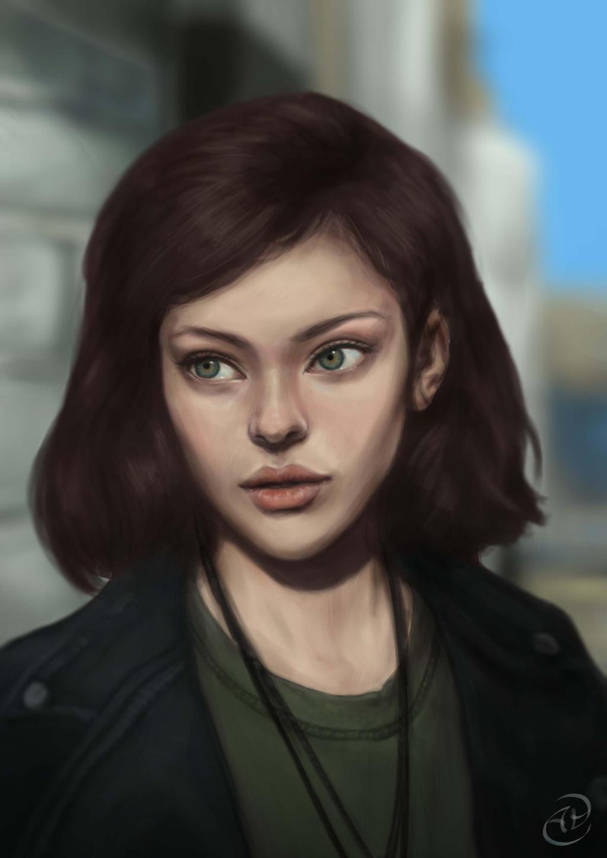 Norah by Anastasja-A-Art