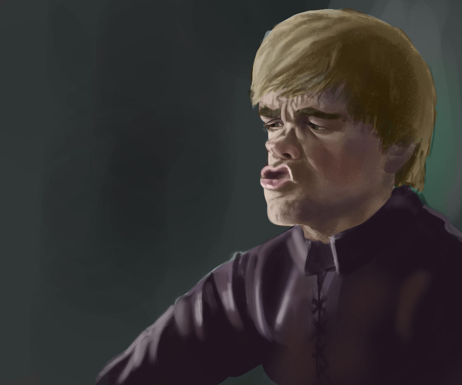 Tyrion Lannister by GregMartin1991Tyrion Lannister Fan Art
