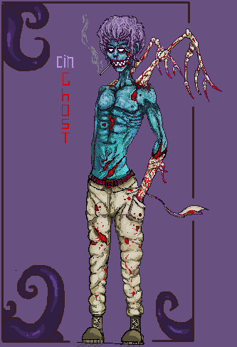 ghoulish by Ghostkillah90