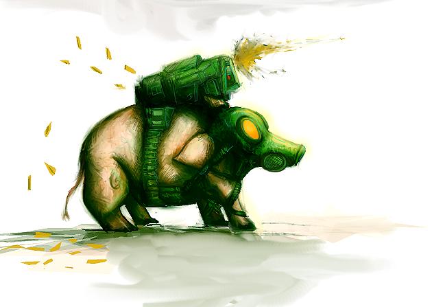 Warhog by Ghostkillah90
