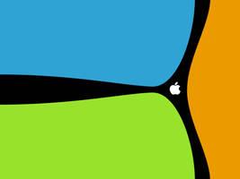 joyful apple 4 by geviar