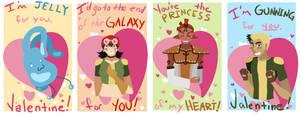 Oban: Valentine's Day Cards