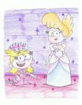 The Birthday Princesses