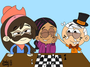 Silly Chess Match