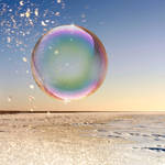Journey Of A Bubble 01  by theogroen