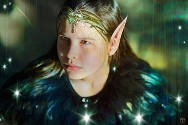 Starchild Elf by theogroen